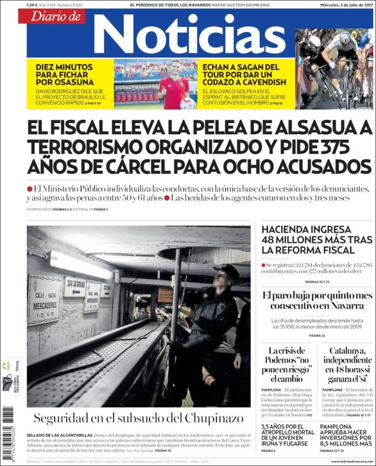 Noticias Navarra