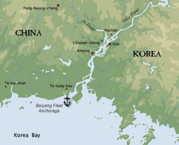 38. paraleloa (Korea II)