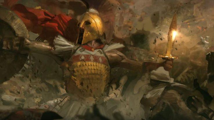 Age Of Empires maite bazenuen, zortekoa zara