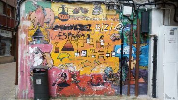 Euskal Herrian euskaraz bizi arte