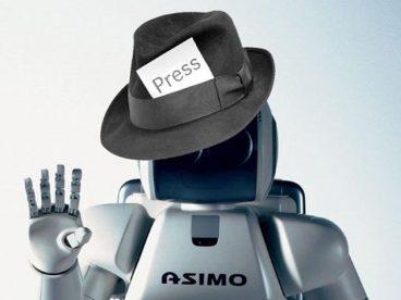 Albisteak idazten dituzten robotak