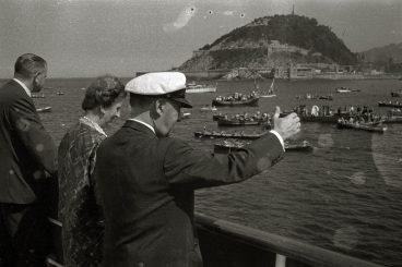 Franco hiltzeko ahalegina Kontxako Banderan