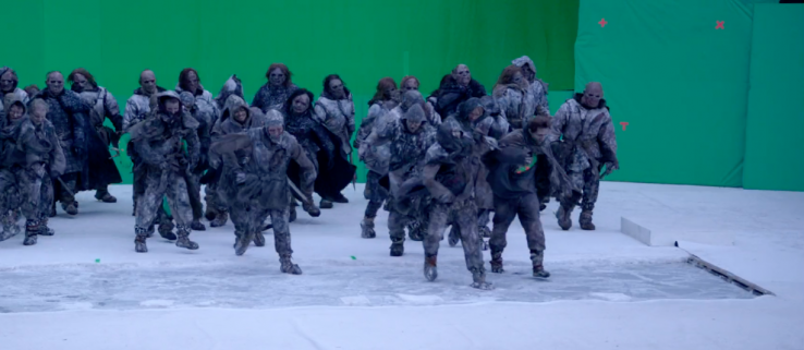 Game of Thronesi efektu espezialak