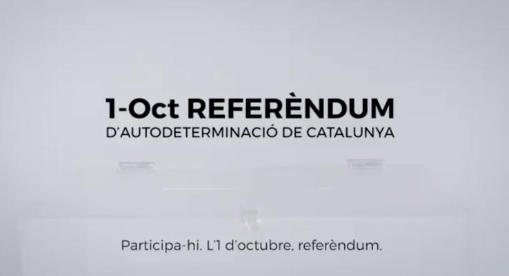 Katalunia independentziaren atakan: U1era begira iritzi bilduma