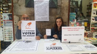 [Katalunia: matxinada demokratikoa] Etorkizuna marrazten nazio burujabe bezala