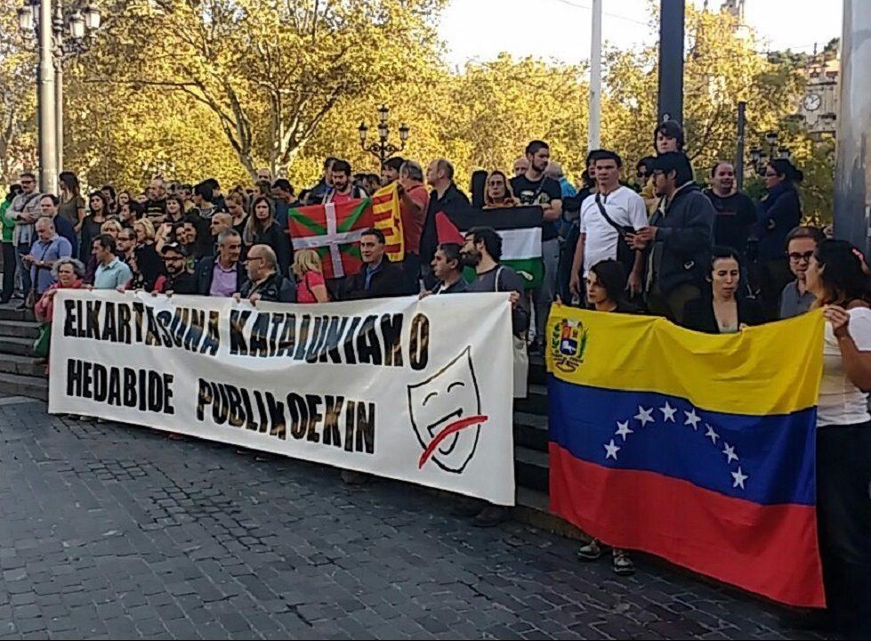 Kataluniako hedabide publikoekin elkartasuna