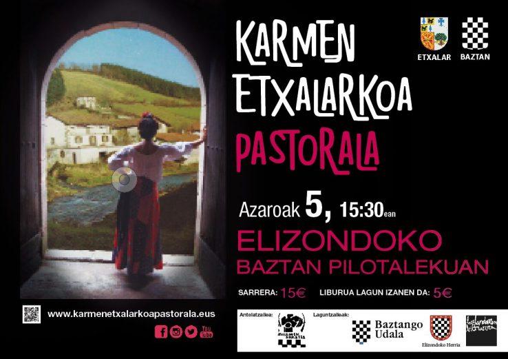 Karmen Etxalarkoa Pastorala