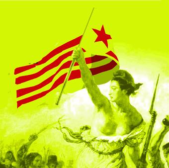 Tsipras eta Puigdemont; Grezia eta Katalunia