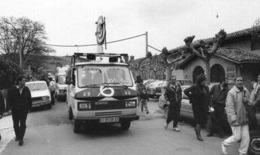 Korrikako furgonetero baten abenturak eta argazki zaharrak