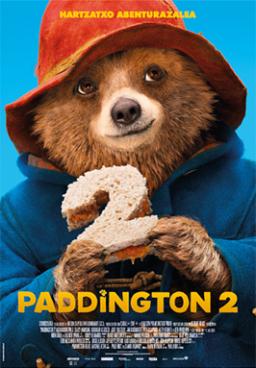 Zinema Euskaraz: Paddington 2