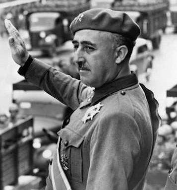 Francisco Francoren ohorea