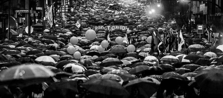Madrilen presoen aldeko manifestazioa egitearen alde eta kontra