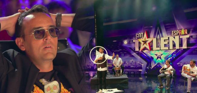 Sonakay: Risto Mejide harritu duen euskalflamenko taldea