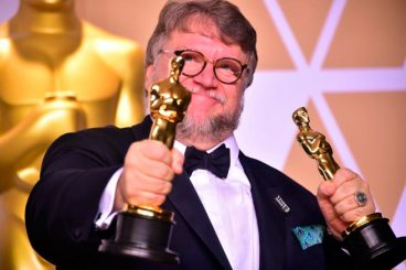 'The Shape of Water' filma gailendu da 9Oscar sarietan