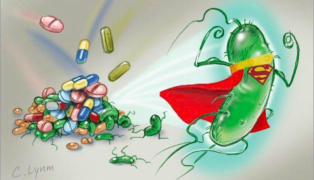 Antibiotikoen erresistentzia, zergaitik da hain larria gizakiontzat?