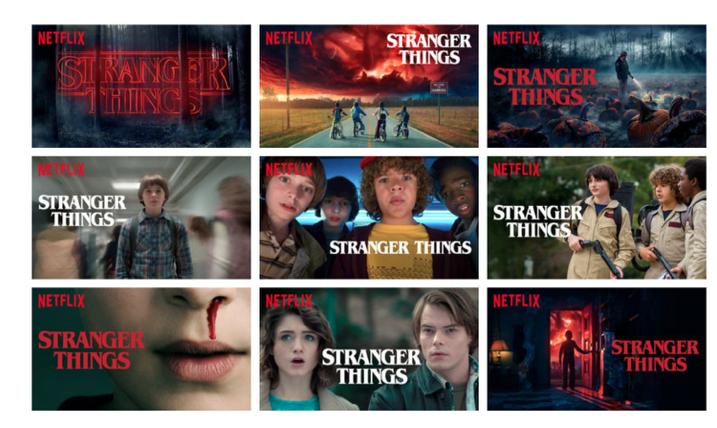 Netflixen algoritmoak