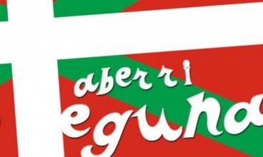 Pazko igandean Aberri Eguna