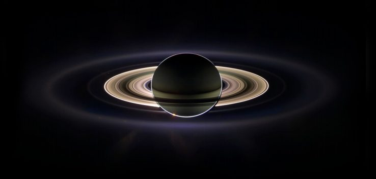 Bizitza eta heriotza Saturnon