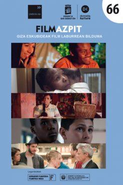 """""""Giza eskubideak"""" film laburren bilduma Filmazpit katalogoan"""