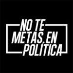 Hibai Arbide kazetaria No Te Metas En Politica saioan