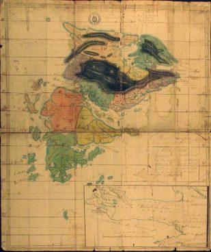 Literatura, geologia eta interdependentzia