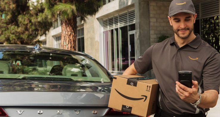 Amazon zure etxe eta autora sartuko da: Amazon Key