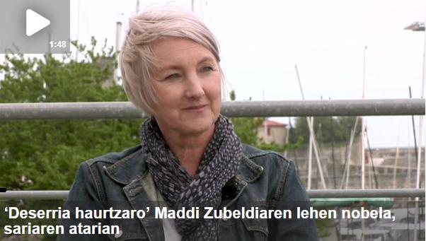 """Arte[faktua] 15: Maddi Zubeldia, """"Deserria haurtzaro"""", Amaia Hennebutte, """"Lurraldea eta herria"""" eta """"Maria eta biok"""""""