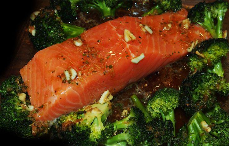 Brokolia, limoi emultsioa eta izokinarekin