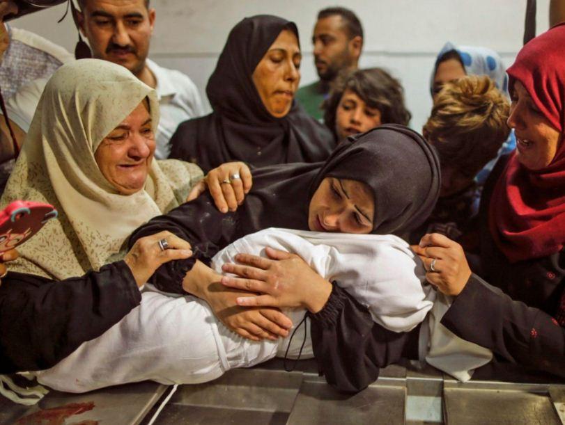 Originaltasun falta Palestinan