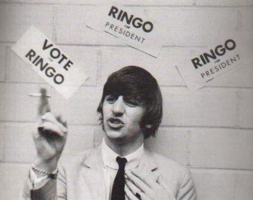 Ringo Starr, Beatle bat Bilbon