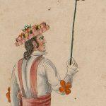 Kaskarota, 1828.