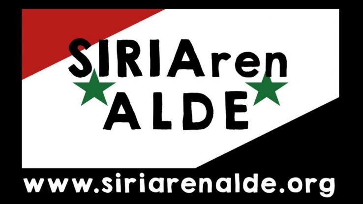 Siriaren alde