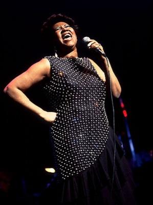 Aretha Franklin, 1986an