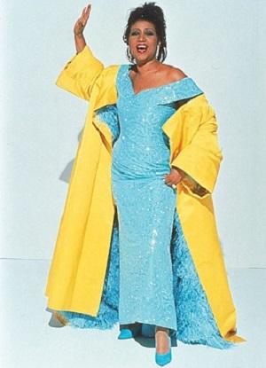 Aretha Franklin, 1990ean