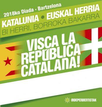 Euskaldunon hitzordua Kataluniako Diadan