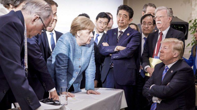 G7 kanpora!