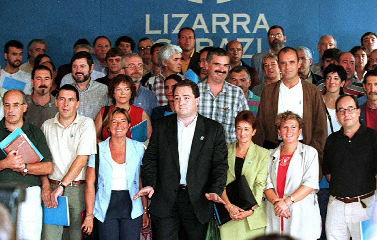 Lizarra-Garazik 20 urte