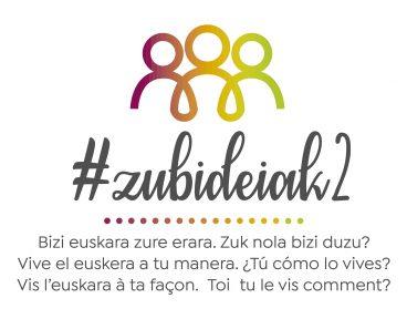 Zubideiak Urriaren 20an Donostian egingo da Zubideiak 2 gizarte elkarrizketa