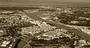 Bayonne: une ville gasconne (Gilhem Pepin unibertsitario gaskoi frantziarraren ikuspuntutik)