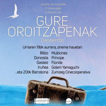 Gure Oroitzapenak, poema liburu bat zineman