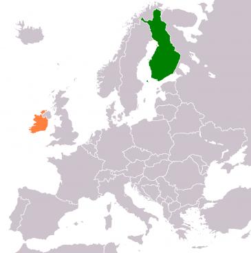 Eire eta Suomi