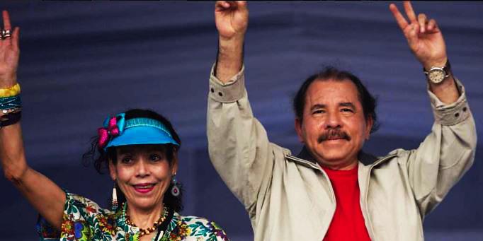 Nikaragua: ezkerra eta auzolotsa