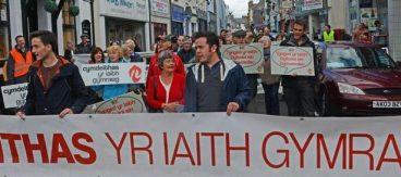 Galesaren gaur egungo egoera Galesen
