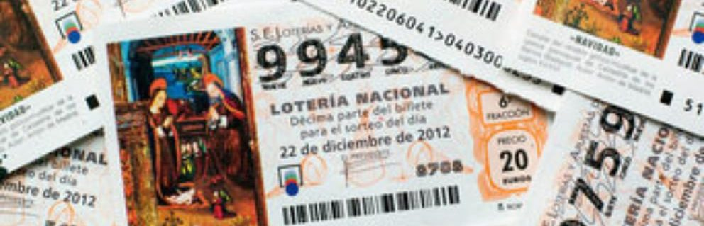Loteriarik ez, eskerrik asko!!!
