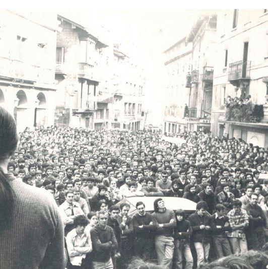 1977ko maiatz odoltsua Errenterian (II)