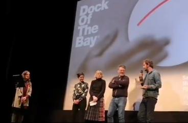 Lou Olanguari buruzko filmak irabazi du publikoaren saria Dock of the Bay jaialdian