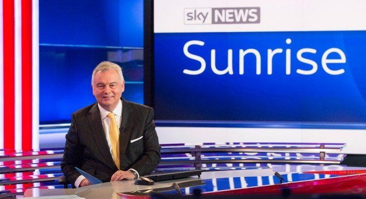Sky News Raw: Anaia Handia erredakzio barruan