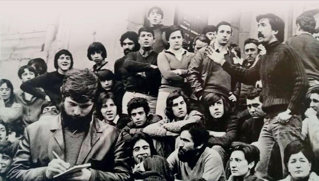 1977ko maiatz odoltsua Errenterian