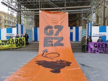 G7 EZ! Ez hemen, ez inon