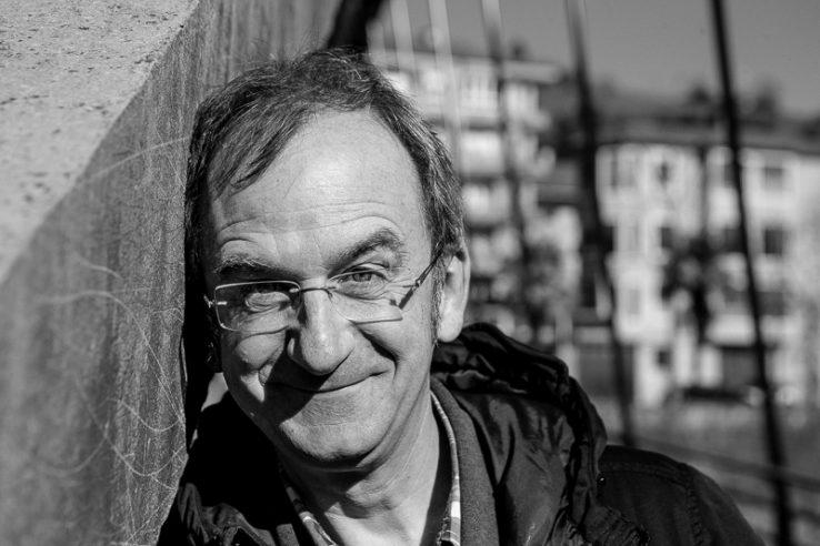 """Kike Amonarriz: """"Iruditzen zait post-euskalki fasean gaudela"""""""